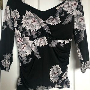 White House Black Market blouse medium